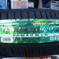 TOYO TIRES TRANPATH mpZ 215/50R17 95V XL